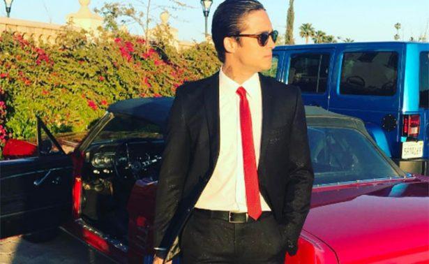 Netflix le da la bienvenida a Boneta para serie de Luis Miguel