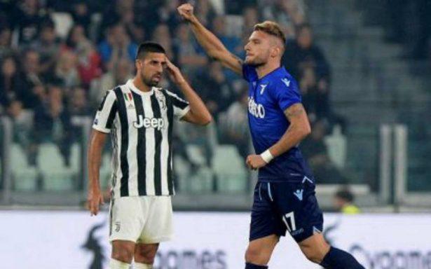 ¡Sorpresa! Lazio corta racha de 41 partidos sin perder de la Juventus