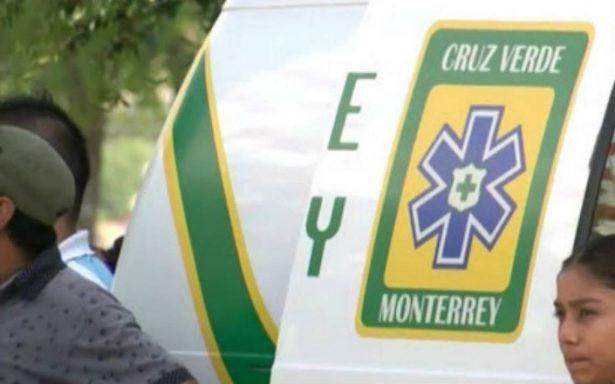Por falta de dinero, Cruz Verde de Monterrey suspende operaciones