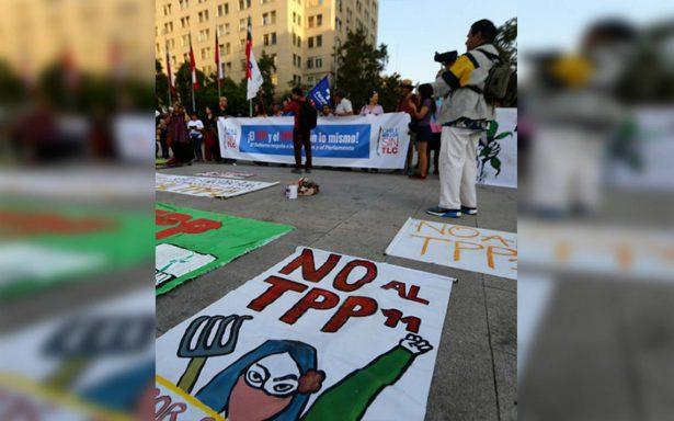 """""""Los Once"""" firmarán el Acuerdo de Asociación Transpacífico TPP en Chile"""