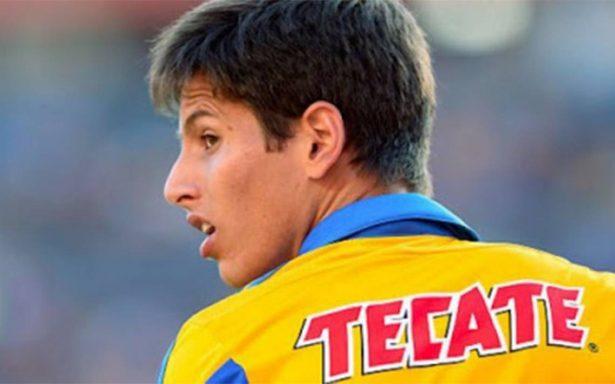 Jürgen Damm, jugador de Tigres, sufre accidente con pirotecnia