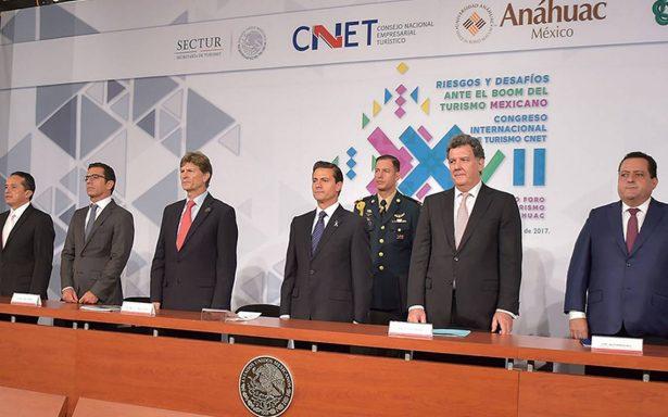 Peña Nieto estima 8 mil mdp para restauración de sitios culturales tras sismo