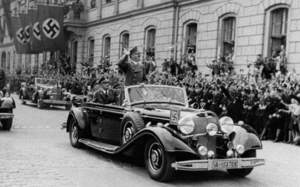 Nadie quiere el súper Mercedes de Hitler que usó en la Segunda Guerra Mundial