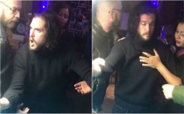 Por mala copa, expulsan de bar a actor de Game of Thrones