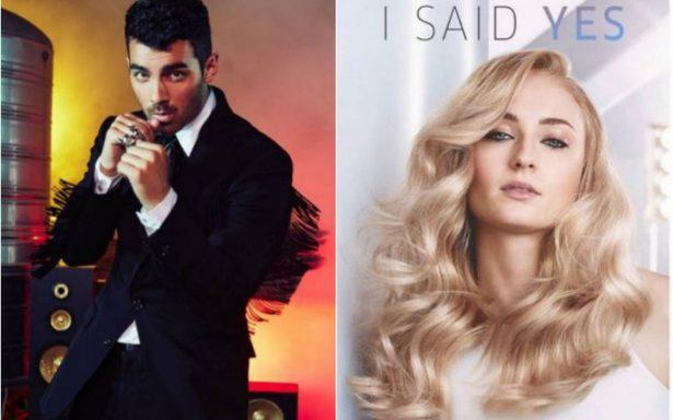 Boda en camino: Joe Jonas celebra su compromiso con la actriz Sophie Turner