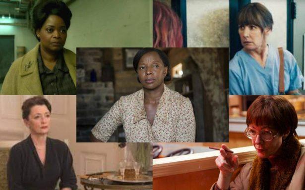 Las nominadas como mejor actriz de reparto al Oscar son…