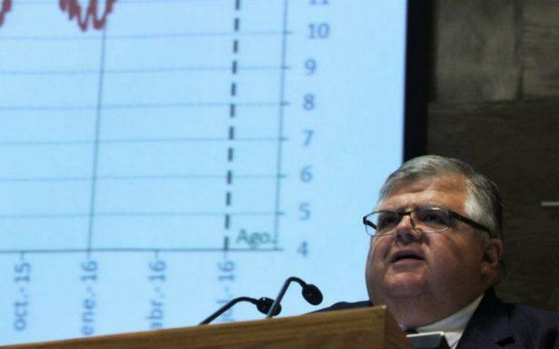Banxico aumenta monto de coberturas cambiarias; peso repunta