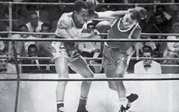Agustín Zaragoza conquistó la presea de bronce en los Juegos Olímpicos de México 68