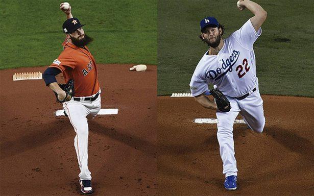 Astros de Houston y Dodgers de los Ángeles inician el clásico de otoño