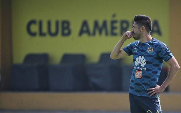 América se prepara para recibir  al León en el Estadio Azteca