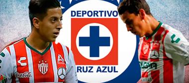 Roberto Alvarado e Igor Lichnovsky llegan a Cruz Azul