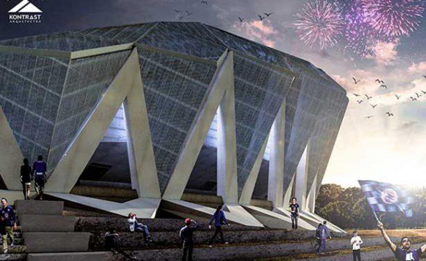 Cruz Azul desmiente proyecto sobre nuevo estadio