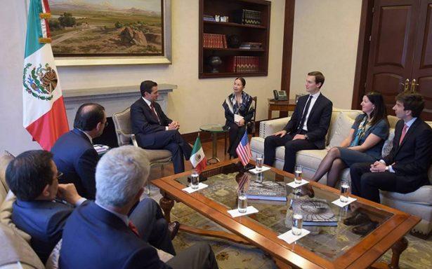 Condicionan reunión EPN-Trump al avance de acuerdos, incluido TLCAN
