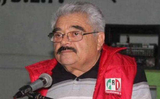 Fallece Jorge Schiaffino Insunza, delegado del PRI en San Luis Potosí