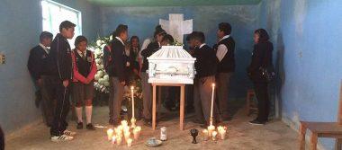 Despiden en Puebla a peregrinos fallecidos