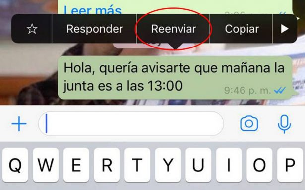 Esto es lo que hará WhatsApp si te cacha reenviando mensajes