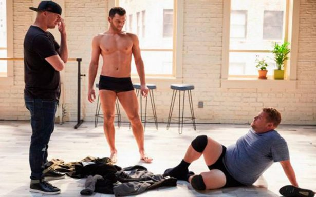 Channing Tatum convierte a James Corden en el nuevo stripper de Magic Mike