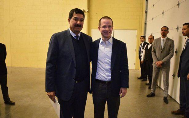 """""""Javier Corral cuenta con mi apoyo"""", aplaude Anaya causa del gobernador de Chihuahua"""