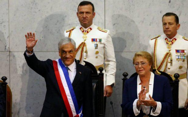 Sebastián Piñera asume por segunda vez presidencia de Chile