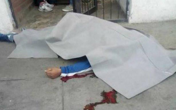 Asesinan a comandante de la Fiscalía estatal en Ecatepec