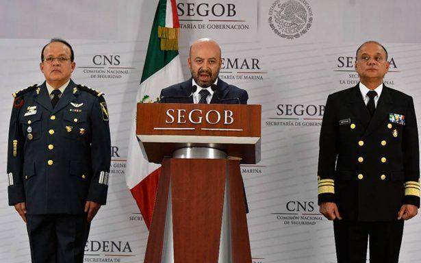 Operativo Escudo Titán se ampliará en más ciudades violentas: Renato Sales