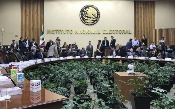 Próximo 14 de diciembre, fecha límite para registro de coaliciones ante el INE