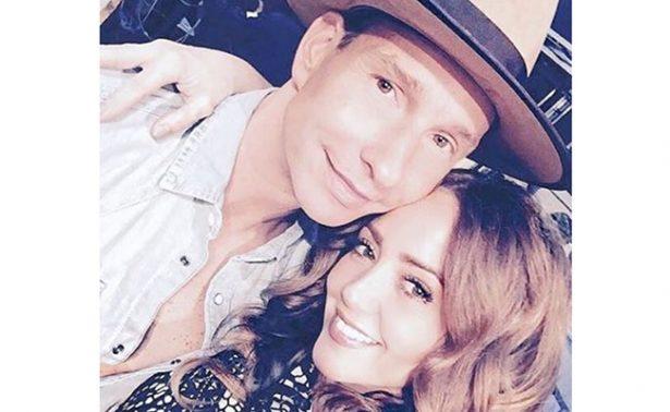 Erik Rubín envía amoroso mensaje de ánimo a Andrea Legarreta