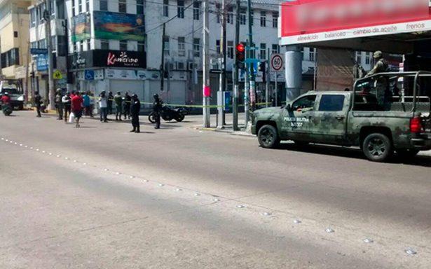 Atacan sitios de taxis en Acapulco; hay al menos dos muertos