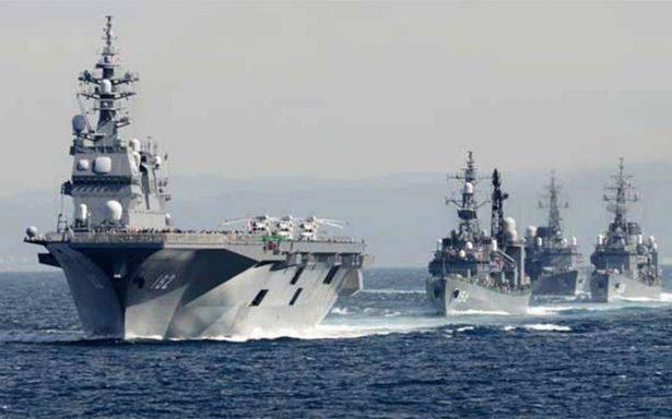 Fuerzas japonesas en alerta ante posible tráfico de petróleo a Norcorea