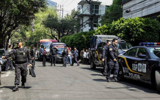 Por falsa alarma de bomba, evacuan instalaciones del INAH