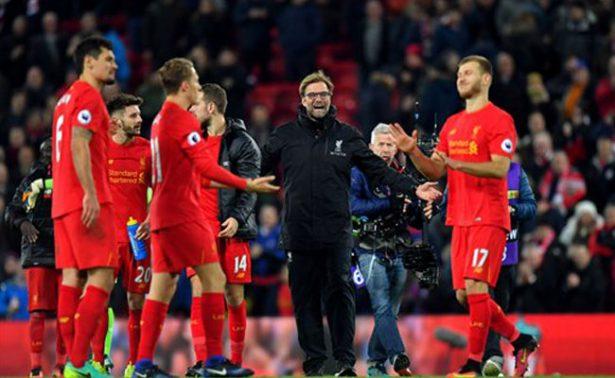 Liverpool le despejó el camino al Chelsea