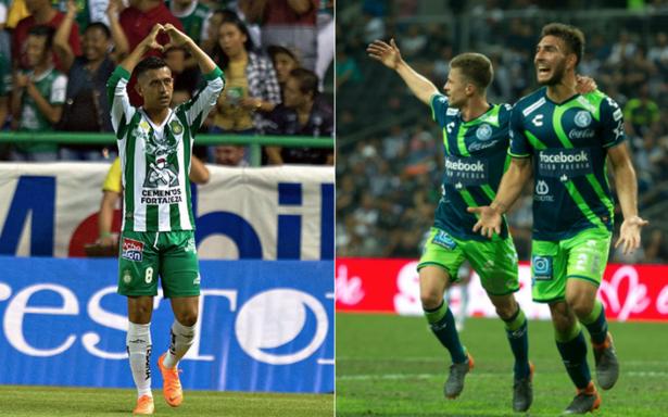 Puebla se impone a Monterrey y León golea a Pumas