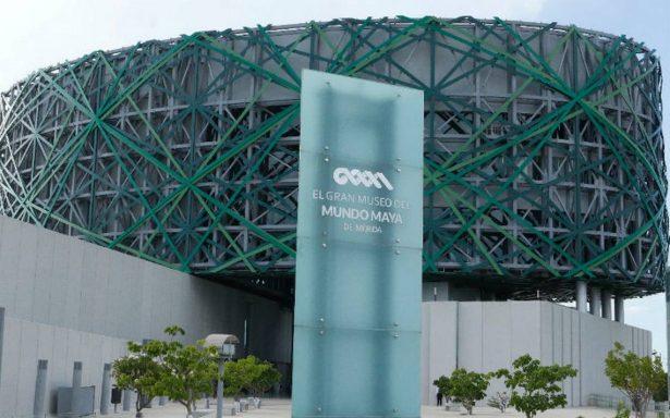 Gran Museo del Mundo Maya, el gigante de acero sede del último debate presidencial
