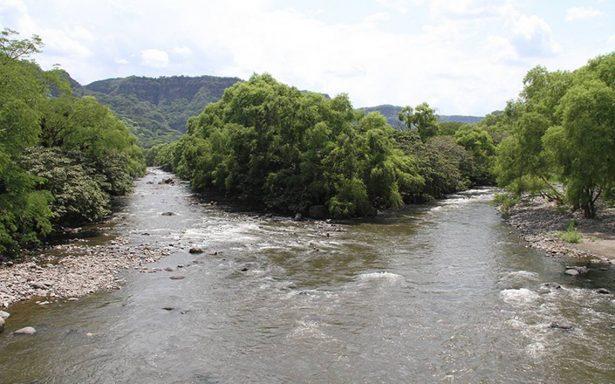 Río Jalcomulco, amenazado por hidroeléctrica