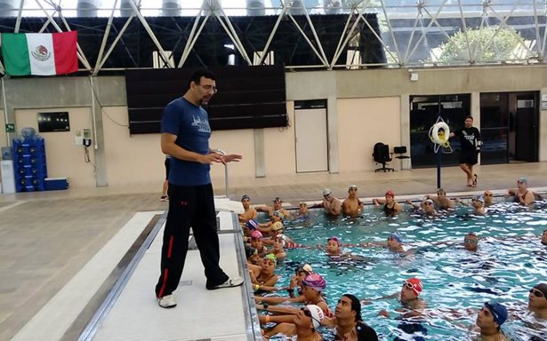 México está a 20 o 25 años de distancia de las grandes potencias en la natación mundial