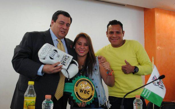 """Estrella """"Chacala"""" Valverde, su objetivo es el ser campeona del planeta"""