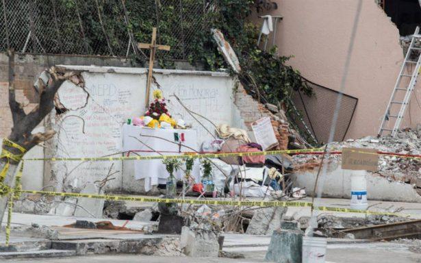 Vinculan a proceso a corresponsable del edificio colapsado en Zapata 56