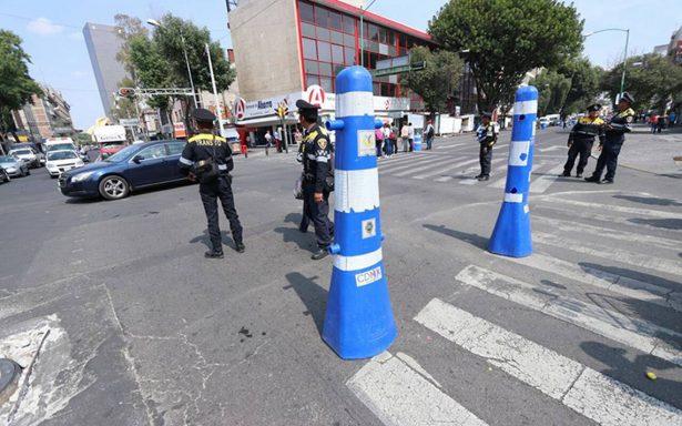 Manifestantes complicarán tránsito vial en la Ciudad de México