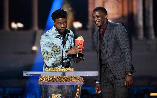 """Pantera Negra"" y ""Stranger Things"" arrasan en los MTV Movie and TV Awards"