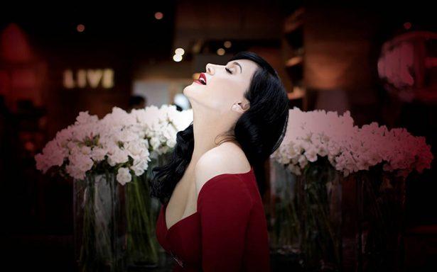La actriz y cantante Susana Zabaleta estrenará su disco Como la sal