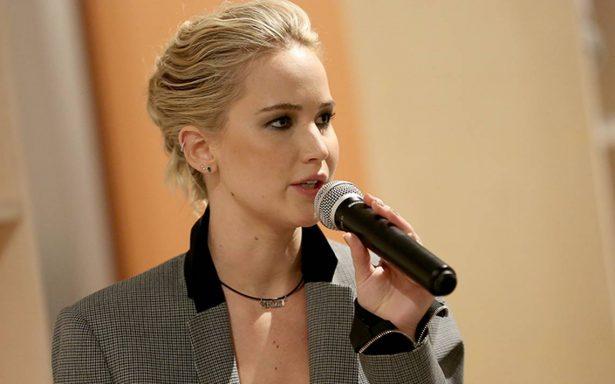 Creo que hay una confusión, el feminismo no es mojigatería: Jennifer Lawrence
