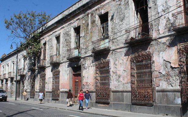 Recuperaría IP casonas abandonadas en Puebla