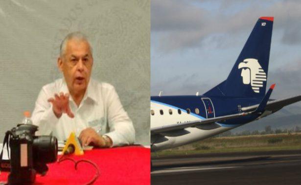 Funcionarios de Profeco sufren lo mismo que usuarios de Aeroméxico: ¡pierden sus maletas!