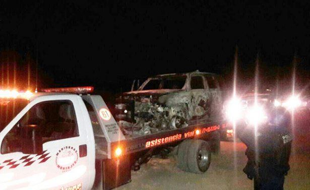 Emboscada a Gendarmería deja un muerto y dos patrullas incendiadas