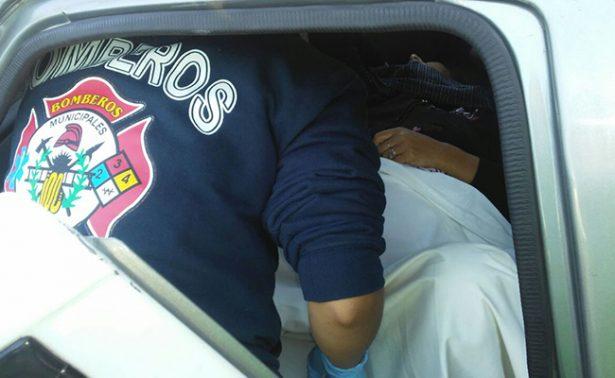 Nace bebé en taxi en Morelia