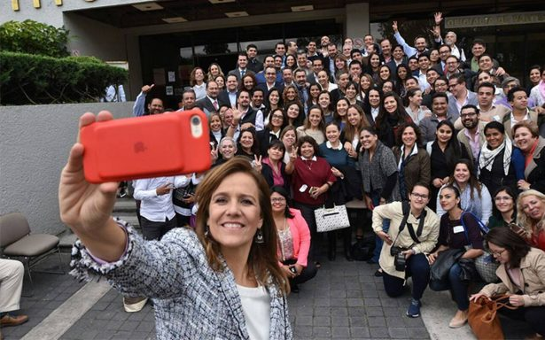 Margarita Zavala lidera recolecta de firmas para llegar a elecciones de 2018