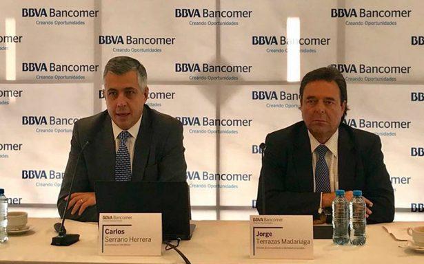 Mala racha: BBVA Bancomer prevé que inversión total caiga a 2%