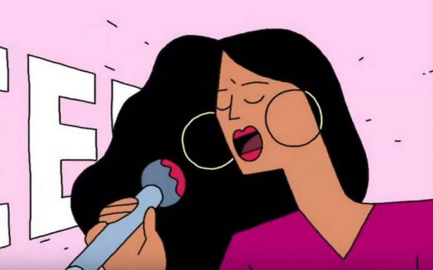 [Video] Al ritmo de 'bidi bidi bom bom', Google homenajea a Selena