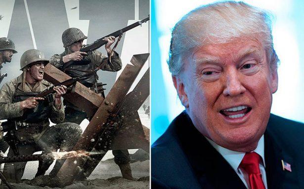 ¿Adiós 'Call of Duty'? Trump podría prohibir videojuegos bélicos por tiroteos