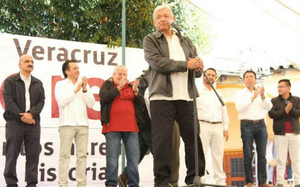 Yunes Linares igual que Karime Macías 'merece abundancia': AMLO